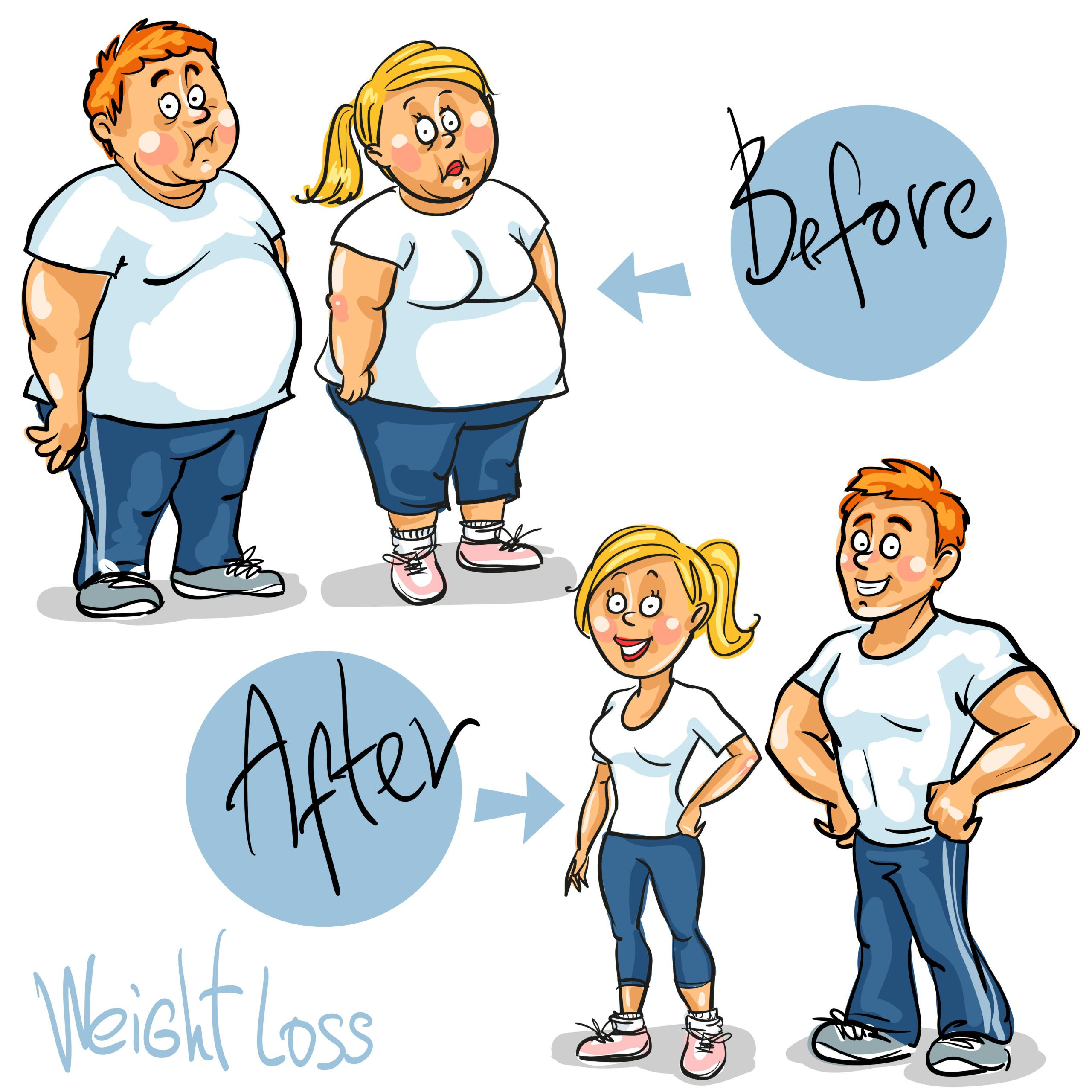hand_drawn_weight_loss_bfore_and_after_2_20062013